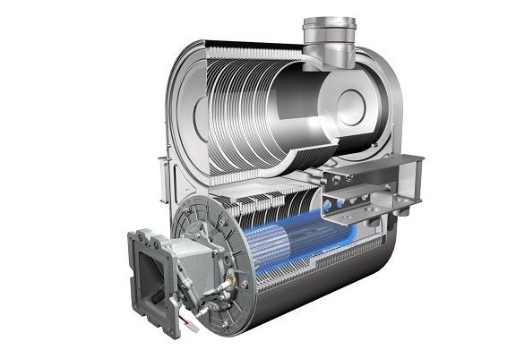 Теплообменник газовый теплообменник накопительного типа