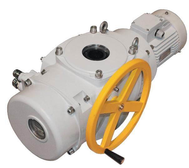Электропривод ЭП4РВ-Б-250-5,6