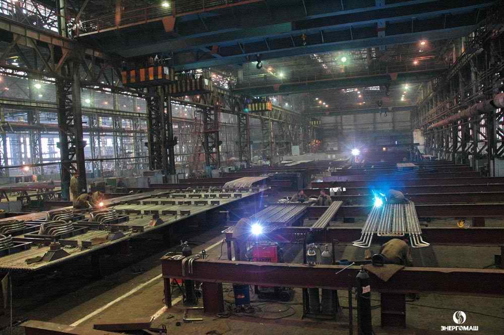 котельные заводы в россии