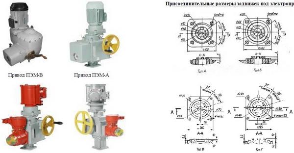 Задвижка ЗКЛ2 400-40
