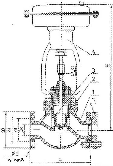 Клапан 25нж49нж