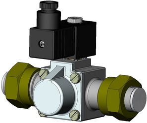 Клапан электромагнитный ВИЛН.492176.002