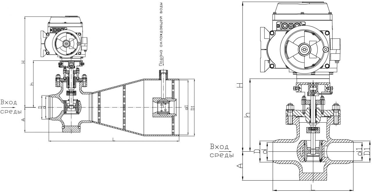 Клапан РК111.300.00-Э
