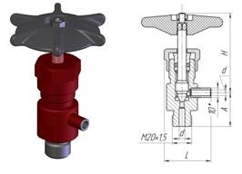 Клапан 1213-6-0