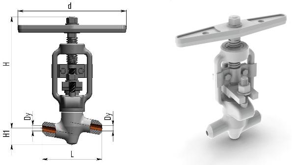Клапан С26540
