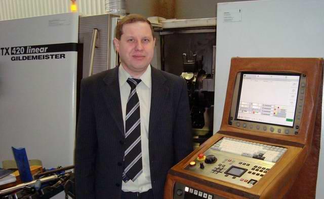Интервью с главным инженером ОАО ИКАР - Евсеевым А.Н. - Изображение