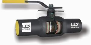 ГК LD анонсировала запуск в серию регулирующих кранов Regula - Изображение