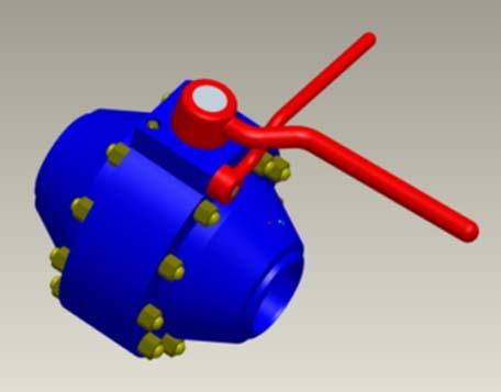 Апгрейд: Новый взгляд на конструкцию шарового крана - Изображение