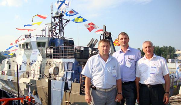 Итоги участия Аскольда в Международном военно-морском салоне - Изображение