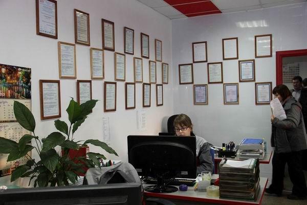 Интервью с Макаровым В.В., ген.директором Курганспецарматура - Изображение