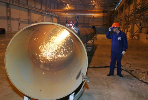 Газпром вывел единую формулу закупки труб большого диаметра - Изображение
