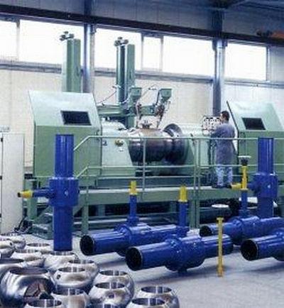 «Bohmer GmbH» строит в Казахстане новый завод шаровых кранов - Изображение