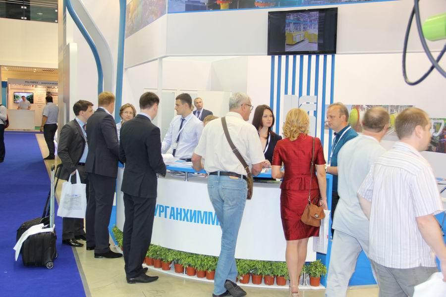 «Нефтегаз-2014»: о выставке, стендах, участниках и событиях - Изображение