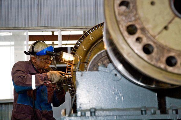 ТЭЦ26 МосЭнерго интервью с зам.нач.управлениями ремонтов ТПА - Изображение