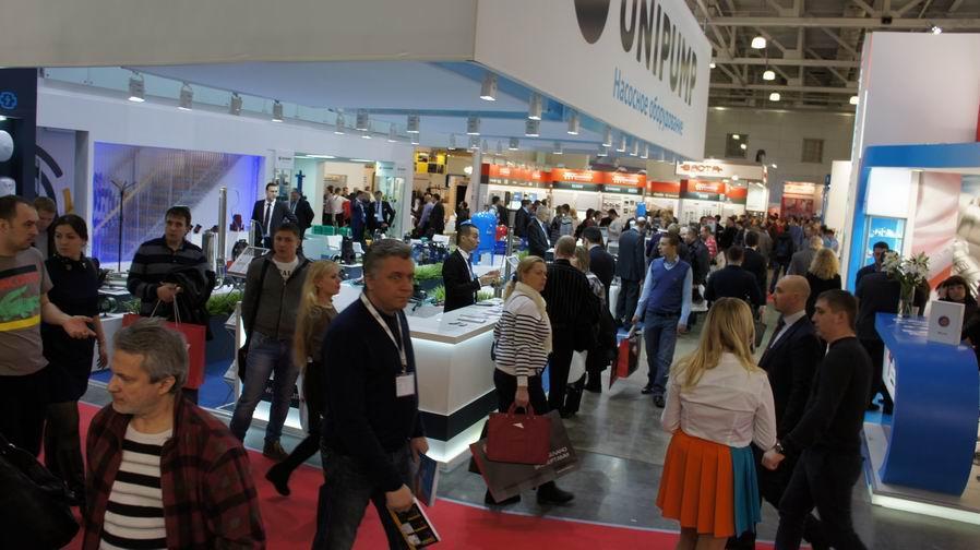 ИТОГИ: 20-я юбилейная Международная выставка Aqua-Therm MSK - Изображение