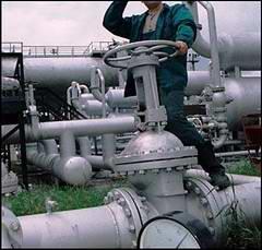 Хищения трубопроводной арматуры - Изображение