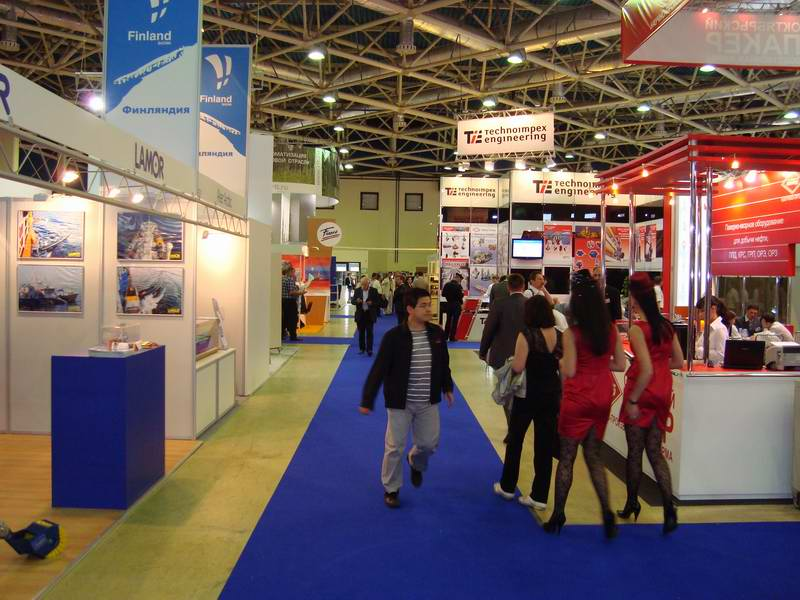 """Выставка """"НЕФТЕГАЗ-2010"""" - отчет с места событий - Изображение"""