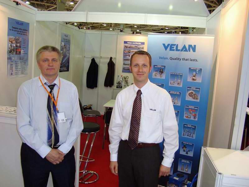 Интервью с Джереми Стейниджер VELAN Valves GmbH в России - Изображение
