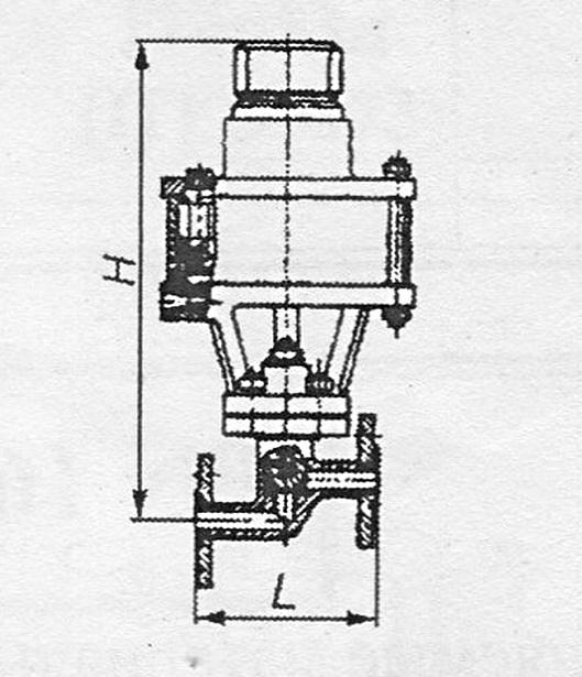 Клапан 22тн620п2