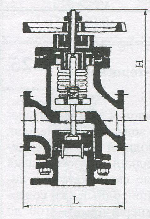 Клапан Е29139