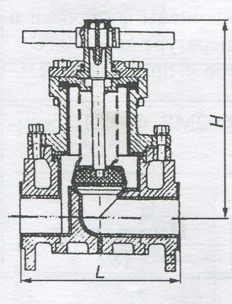 Клапан П26548