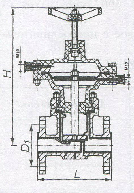 Клапан П26589