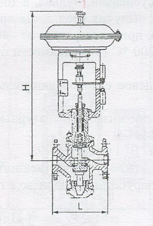 Клапан отсечной шланговый НО или НЗ в герметичном корпусе с пневмоприводом