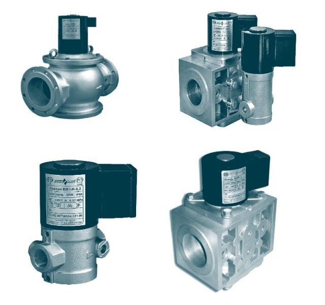 Клапан ВН 1 1/2Н-1 фл.