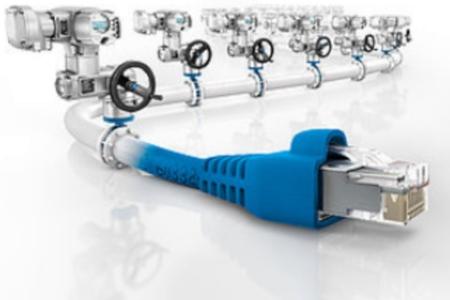 Компания «АУМА» предлагает использовать протокол Ethernet для автоматизации промышленных процессов