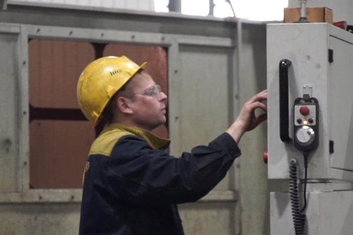 LD модернизирует цех больших кранов и дисковых поворотных затворов