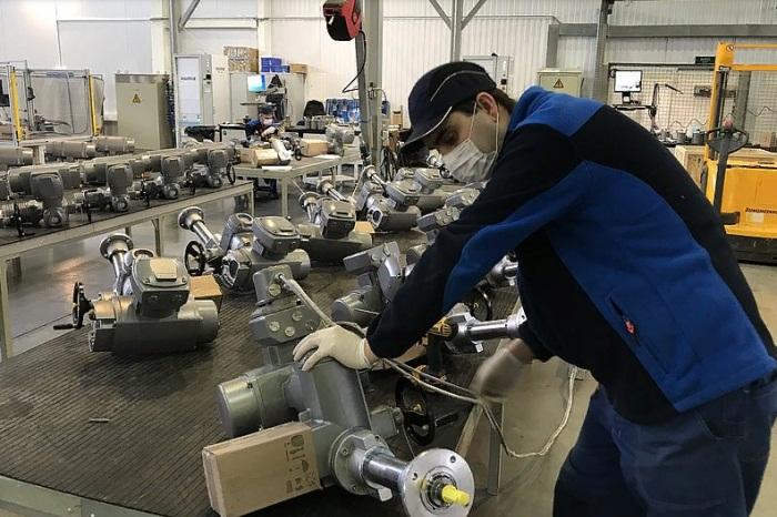 Компания «АУМА» отгрузила очередную партию электроприводов для нужд ООО «ЛУКОЙЛ-Коми»