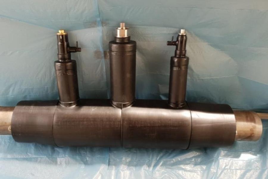 В LD разработаны новые сервисные краны для подземной установки