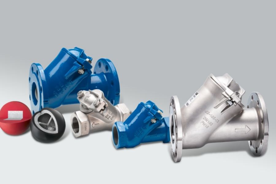 В AVK разработана новая линейка фланцевых шаровых обратных клапанов