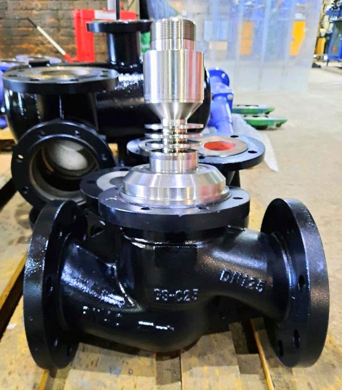 В НПО АСТА завершили проект по модернизации высокотемпературного регулирующего клапана
