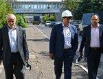 Машиностроительную Корпорацию «Сплав» посетила делегация иранских заказчиков трубопроводной арматуры