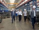 Китайские промышленники посетили «Станкомаш»
