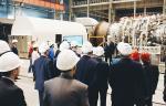 РЭП Холдинг завершил изготовление и испытания первого газоперекачивающего агрегата