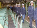 На Синарском трубном заводе состоялась конференция потребителей трубной продукции промышленного назначения