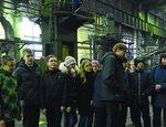 МК «Сплав» провела экскурсию по производству будущим машиностроителям