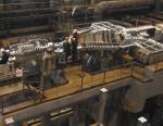 На Новолипецком металлургическом комбинате начат монтаж турбины производства Уральского турбинного завода
