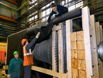 8 тысяч километров преодолеет уральская турбина по маршруту до Сахалина