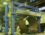 Технологии: Петрозаводскмаш запустил в эксплуатацию комплекс для автоматической сварки