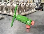 На заводе «Контур» в серийное производство был запущен новый запорный клапан предназначенный для космической промышленности