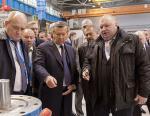 «Газпром» и представители промышленных предприятий Тульской области обсудили вопросы поставок трубопроводной арматуры