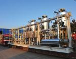 Иран планирует провести тендеры на разработку мини-заводов по производству СПГ