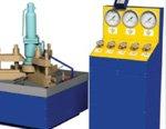 НПО ГАКС Армасервис отгрузил испытательный стенд ГАКС-И-1-10-400С для предохранительных клапанов в ХМАО