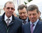 Гусевский арматурный завод «Гусар» презентовал Дмитрию Козаку свои новые производственные возможности