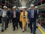 Гусевский арматурный завод показал значительный рост производства по всем показателям