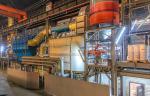 Завод БВК ввел в эксплуатацию участок термической регенерации кварцевых песков
