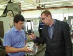 НПП «Томская электронная компания». Участок механической обработки и изготовления механизмов. Часть III.
